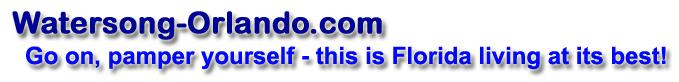 Watersong-Orlando.com